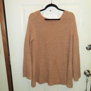 Lauren Conrad Cinnamon Sweater